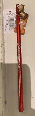 Crayon De Papier Disneyland Paris Pencil Tic Tac Chip And Dale