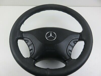 07-14 Mercedes Sprinter W906 Steering Wheel Complete