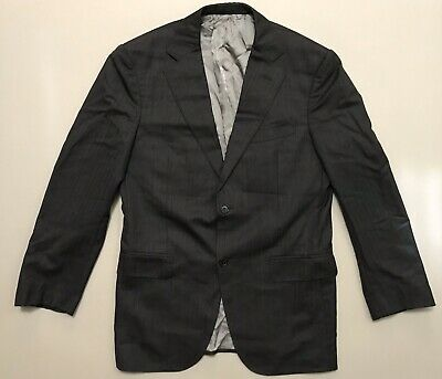 Suitsupply 04HLA2 Two Button Pure Wool Super 110 Blazer Suit Jacket Size 50R
