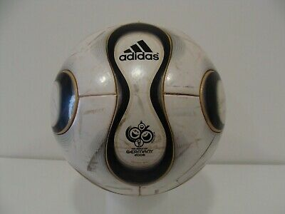 Adidas Fussball Teamgeist WM 2006 Official Matchball OMB World Cup Germany