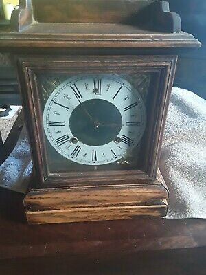 19th Century Antique American Ansonia Bracket Clock W/O As Seen