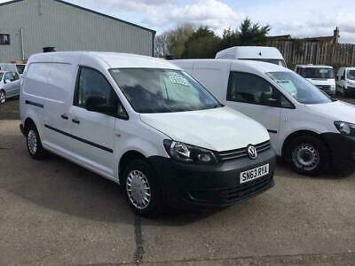 Volkswagen caddy MAXI, Direct from the council, Stunning van!!