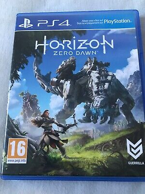 Horizon Zero Dawn: (PS4) New - PAL