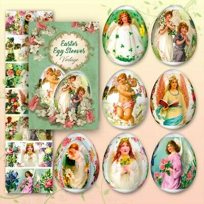 AUST RUSSIAN Matryoshka Easter Egg Wrap Sleeve Local Supplier *FREE postage