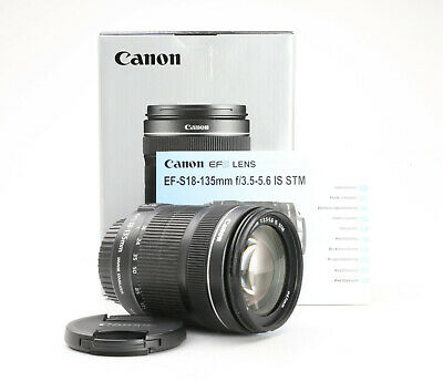 Canon EF-S 18-135 mm 3.5-5.6 IS STM + TOP (226812)