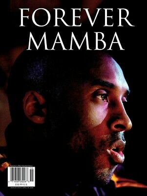 NOW SHIPPING Kobe Bryant - FOREVER MAMBA Commemorative Issue