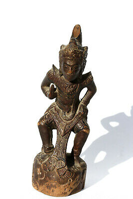 An really old Bali Dancer figure