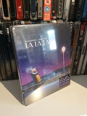Lalaland La La Land Mantalab Manta Lab Quarter Steelbook 1/4 Blu-ray