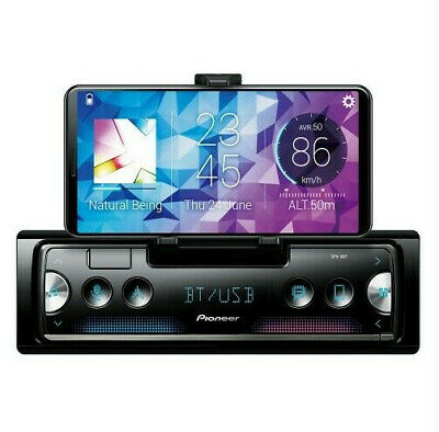 Pioneer sph-10bt Autoradio avec portable-Support et APP BRAND NEW