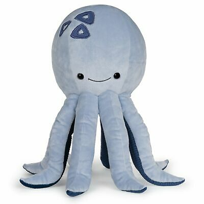 GUND Marley Octopus Plush Stuffed Animal, Blue, 16""