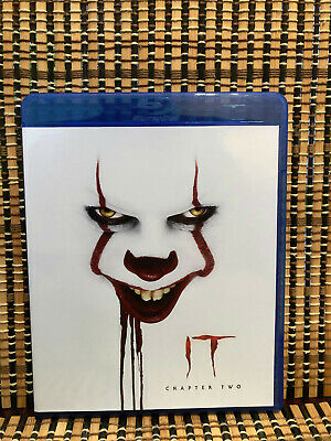 Stephen King's IT: Chapter Two (1-Disc Blu-ray, 2019)Pennywise the Clown