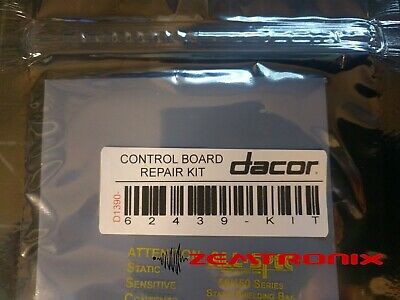 DACOR DIY Relay Board Repair Kit for 62439 92029