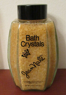 Jean Nate - by Charles of the Ritz - BATH CRYSTALS - 17 oz - UNUSED