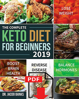 Keto Diet Cookbook for Beginners- The Complete Ketogenic Diet Guide Recipe P.D.F