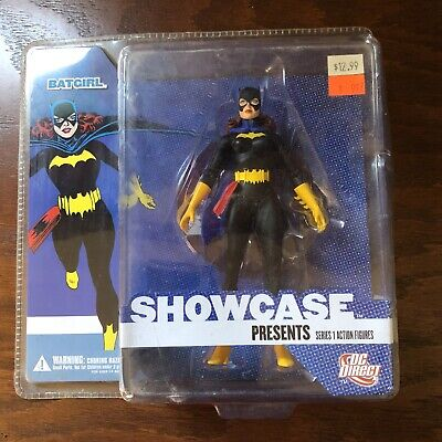 Showcase Presents BATGIRL 6in Action Figure DC Direct Toys