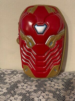NWT g9 Marvel Avengers Winter Flipeez Squeeze Hat With Flexing Arms One Size