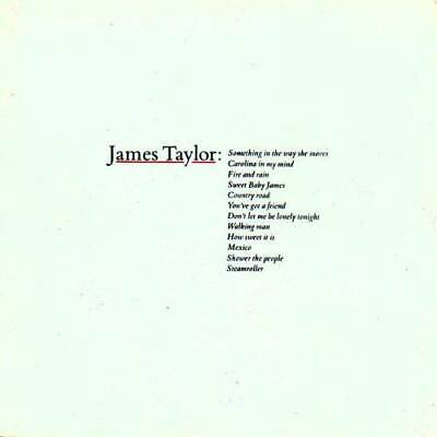 James Taylor: Greatest Hits by TAYLOR,JAMES