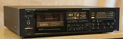 Onkyo TA-2360 3 Kopf Tape-Deck /  RESTAURIERT / RAR