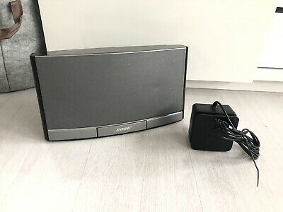 Bose SoundDock Portable Digital Music System Black Rechargeable Battery_2088