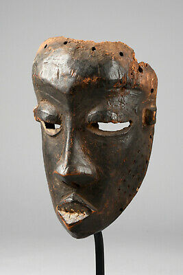 Old Pende Mask with nice Patina