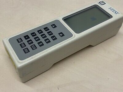 Abbott i-Stat Istat Portable Clinical Blood Analyser (see description)