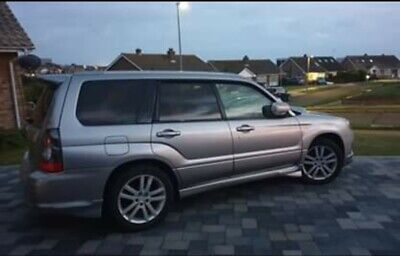 Subaru Forester Cross Sport JDM - MANUAL