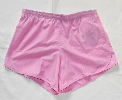 Nike Dry Fit Girls Running Shorts Size XL Standard Fit 848196-629 NWT Authentic