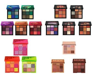 2019 Huda Beauty Make Up Obsessions Eyeshadow Palette Precious Stones Collection
