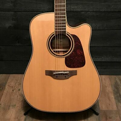 Takamine P4DC Pro Series 4 Dreadnought Cutaway Acoustic-Electric Guitar w/ Case