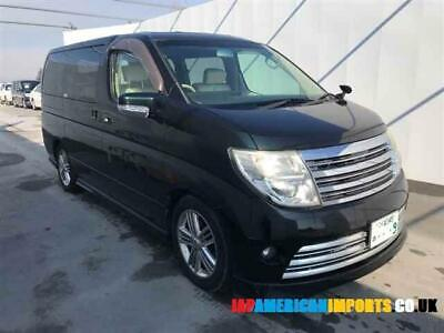 Fresh Import Late 2007 Face Lift Nissan Elgrand Rider 3.5 V6 Automatic 8 Seater