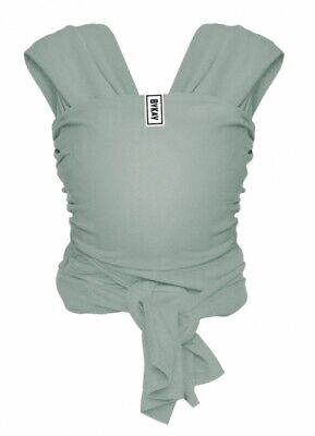 draagdoek Stretchy Wrap Deluxe mint maat l