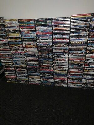 900+ great quality second hand DVD's, joblot, wholesale, car boot