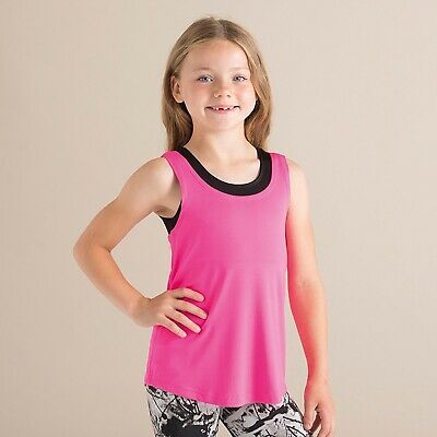 Personalised Your Text Logo SM241 SF Minni SM241 Kids fashion workout vest shirt