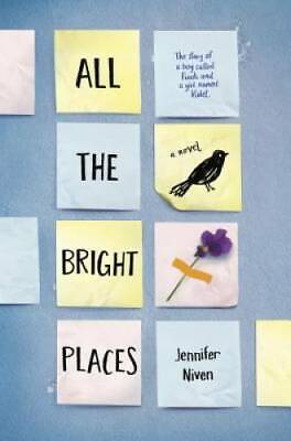 All the Bright Places - Hardcover By Niven, Jennifer - VERY GOOD