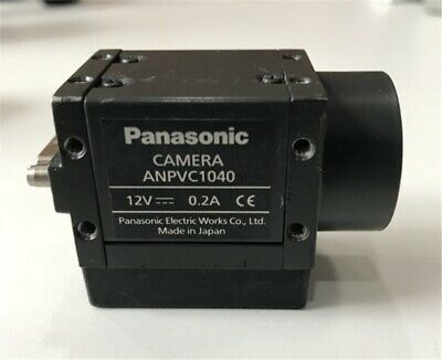 ANPVC1040 Panasonic Vision System Camera Tested Used lc