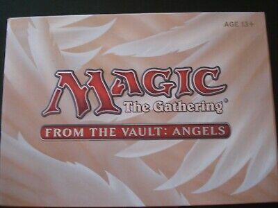 Magic Gathering MTG FTV From The Vault Angels Factory Sealed New 3x Available