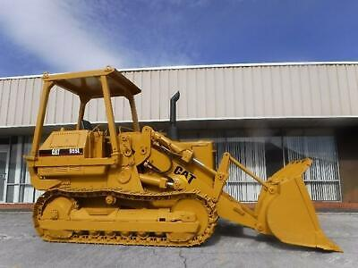 Caterpillar Cat 955L Crawler Track Front End Loader