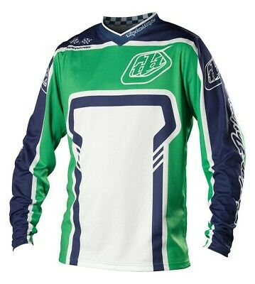 Troy Lee Designs Jersey GP Factory Green TLD Motocross Mx Enduro Quad