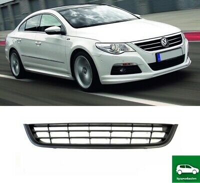 Front Bumper O//S Right Lower Grill Trim Ring Molding 12-17 New Genuine VW CC