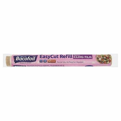Bacofoil Baco Baco Easycut Cling Film - Refill 350mm x 60mtr (Pack of 5)