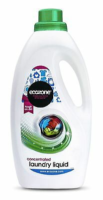 Ecozone Laundry Liquid 50 Washes 2ltr