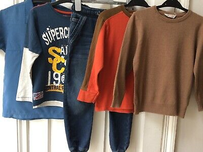 Boys Clothes Bundle 6-7 Years H&M, Next, TU, Jeans, Tops, Jumper