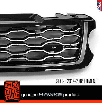 HAWKE MY18 style front grille fit RANGE ROVER SPORT L494 2014-2018 GENUINE BSS