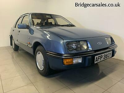 Ford Sierra 2.0 ghia 24k 1 owner from new stunning example