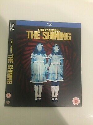The Shining SLEEVE ONLY Blu Ray slip cover Warner Bros