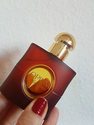 Yves Saint Laurent  OPIUM  Eau de Toilette Spray 30 ml wie Neu