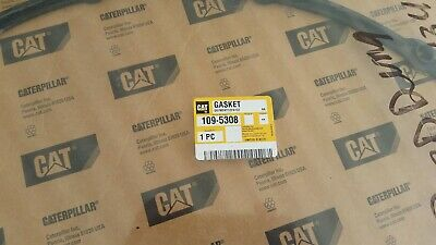 Caterpillar 1095308 Gasket-OilPan c10-c12 New Replacement for Cat 3176B NOS.