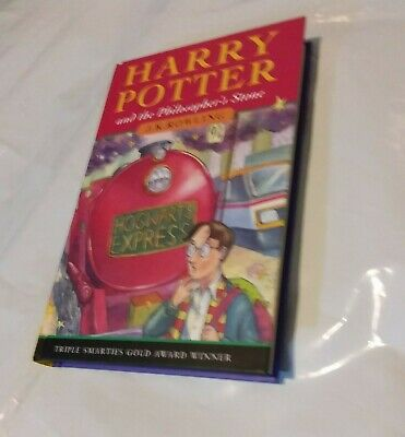 Harry Potter And The Philosopher's Stone (Hardback First Edition 28th Print)