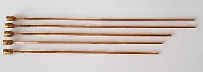 Tuned Gong Set Bronze Rods Longest 235mm Length Diameter