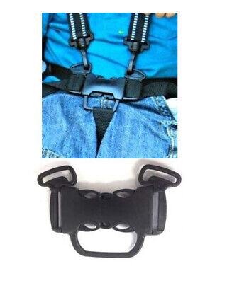 5 Point Buckle Chest Clip Safety Straps Harness for Bugaboo Baby Child Stroller
